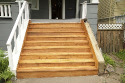 Building stairs -click for details